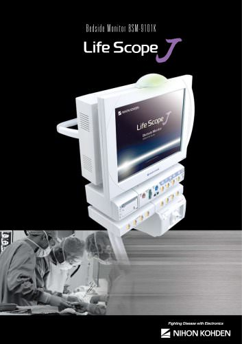 BSM-9101K Life Scope J Bedside Monitor