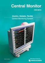 CNS-9601J/K Central Monitors