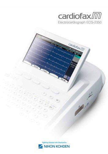 ECG-2350 cardiofax M Electrocardiograph