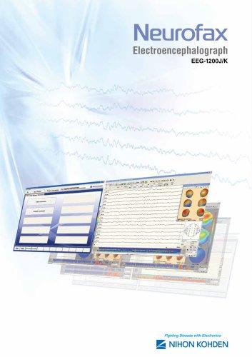 EEG-1200J/K Neurofax Electroencephalograph