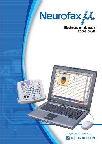 EEG-9100J/K Neurofax µ Electroencephalographs