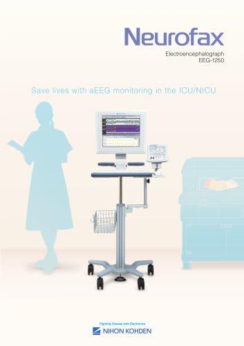 EEG1250 Neurofax Electroencephalograph
