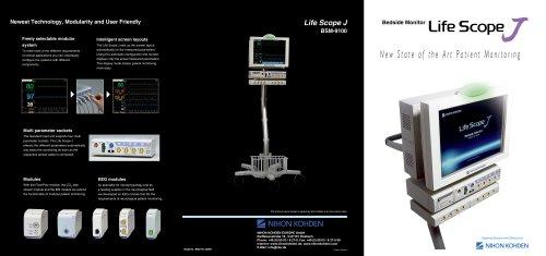 Life Scope J (BSM-9100)