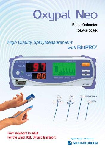 OLV-3100K Oxypal Neo Pulse Oximeter