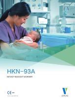 Infant Radiant Warmer - HKN-93A