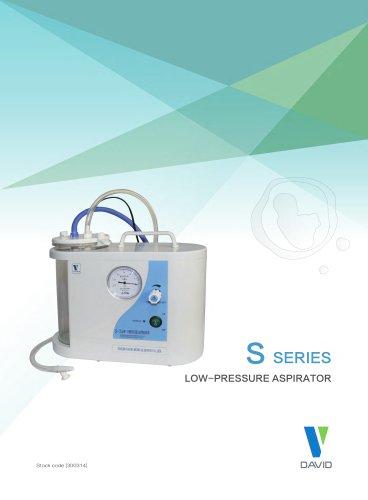 Low-pressure Aspirator - S Series