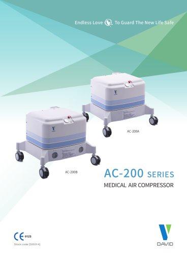 MedicalAirCompressor - AC-200Series