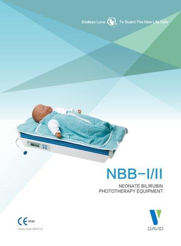 NeonateBilirubinPhototherapyEquipment - NBB-I/II