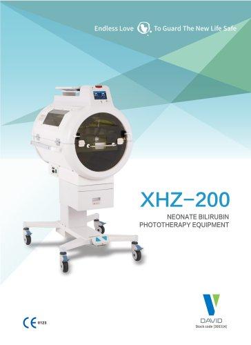 NeonateBilirubinPhototherapyEquipment - XHZ-200