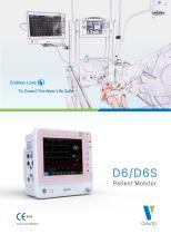 Patient Monitor - D6/D6S