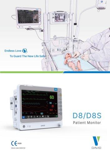 Patient Monitor - D8/D8S