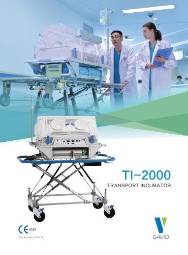 Transport Incubator - TI-2000