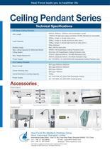 A8 Endoscopy Ceiling Pendant - 8