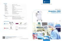 Anaeston-3000 Series Anesthesia Machine Brochure