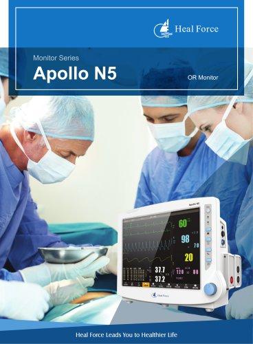 Apollo N5 OR monitor