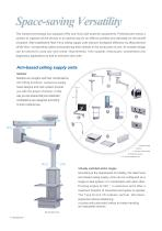 Ceiling supply units - 2
