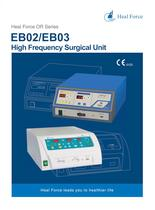 EB02 High Frequency Surgical Unit - 1