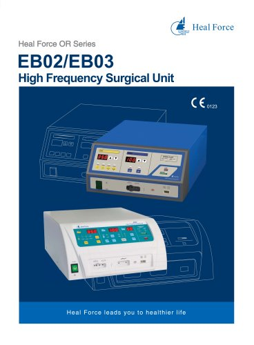 EB02 High Frequency Surgical Unit