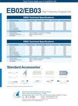 EB02 High Frequency Surgical Unit - 4