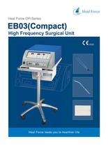 EB03(Compact) High Frequency Surgical Unit - 1