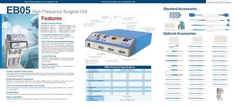 EB05 High Frequency Surgical Unit - 2