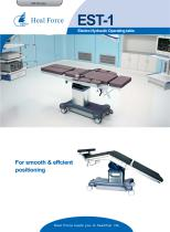 EST-1 Electro-Hydraulic Operating table - 1