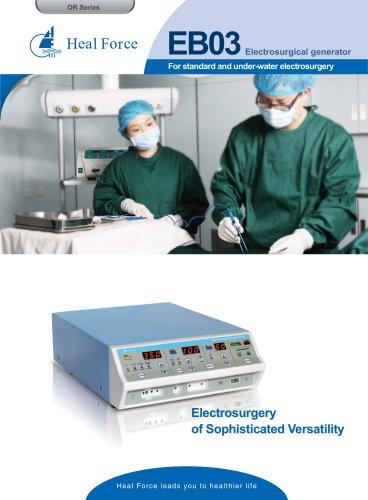 Heal Force Electrosurgical Generator EB03 [EN]