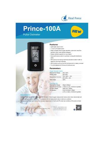 Heal Force Fingertip Pulse Oximeter Prince 100A