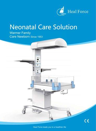 Heal Force Infant Radiant Warmer Brochure