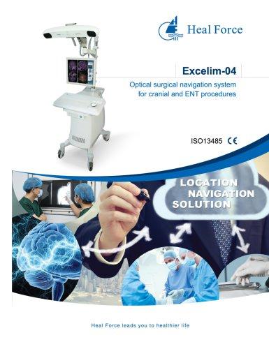 Heal Force Neurosurgery Navigation System Excelim-04 Brochure