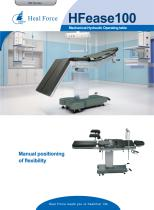 HFease100 Mechanical-Hydraulic Operating table - 1