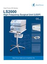 LS2000 High Frequency Surgical Unit - 1