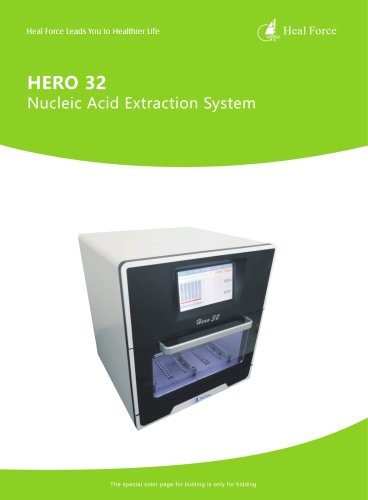 Nucleic Acid Extractor/Hero 32