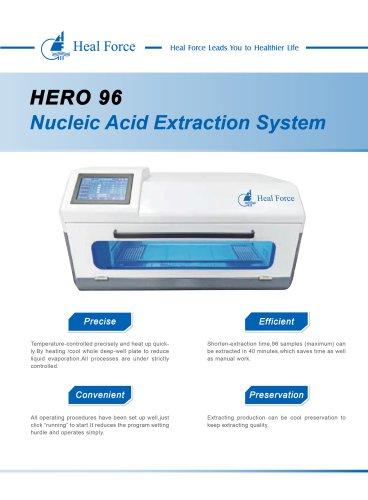 Nucleic Acid Extractor/Hero 96
