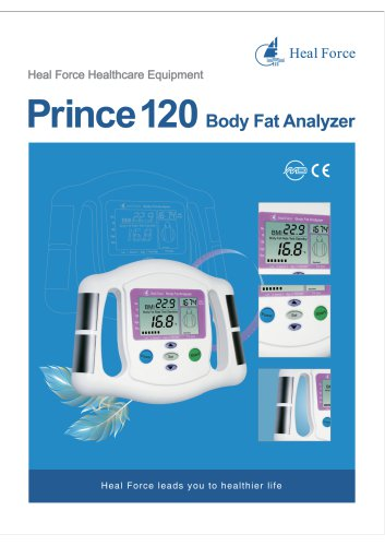 Prince 120 Body Fat Analyzer