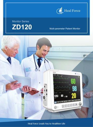 ZD 120 Multiparameter Monitor