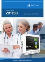 ZD 120B Multiparameter Monitor