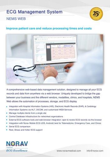 ECG Management System