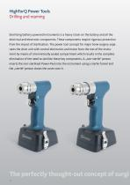 Medical High TorQ Power Tools for medium and large Bone Surgery - 2