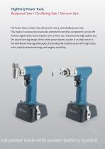 Medical High TorQ Power Tools for medium and large Bone Surgery - 3