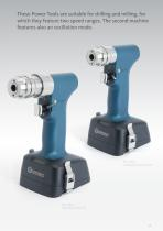 Medical High TorQ Power Tools for medium and large Bone Surgery - 7