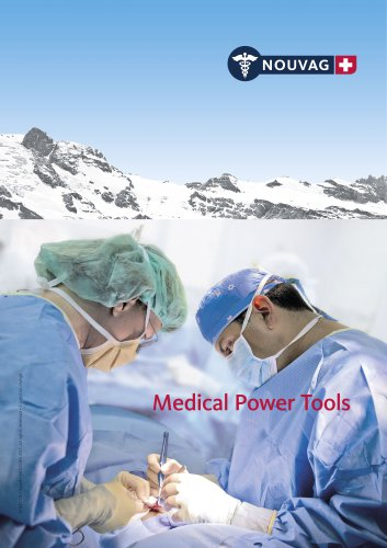 Medical Power Tools V4016
