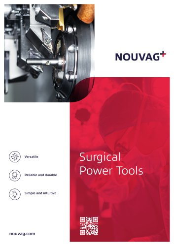 Power Tools for Neurosurgery