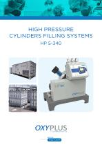 High Pressure Cylinders Filling Systems