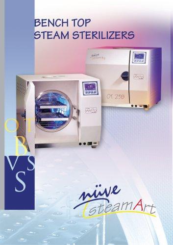 Bench Top Steam Sterilizers