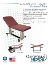 General Ultrasound Table - 1