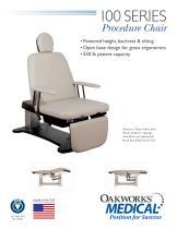Oakworks 100 Series Procedure Chair - 1