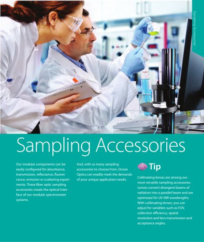 Sampling Accessories