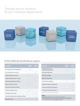Alpha Care service solutions general information brochure - 11