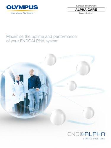 Alpha Care service solutions general information brochure